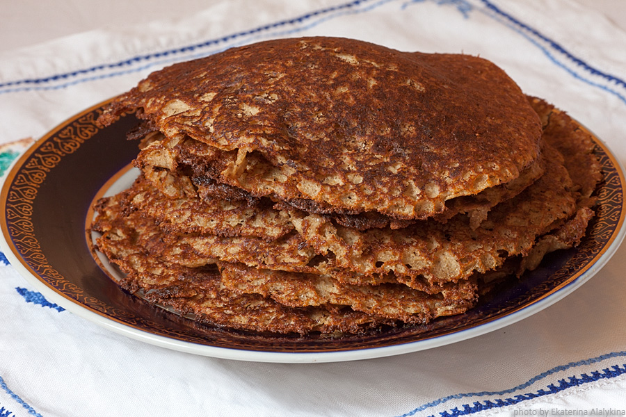 Russian Buckwheat Pancakes | To Discover Russia