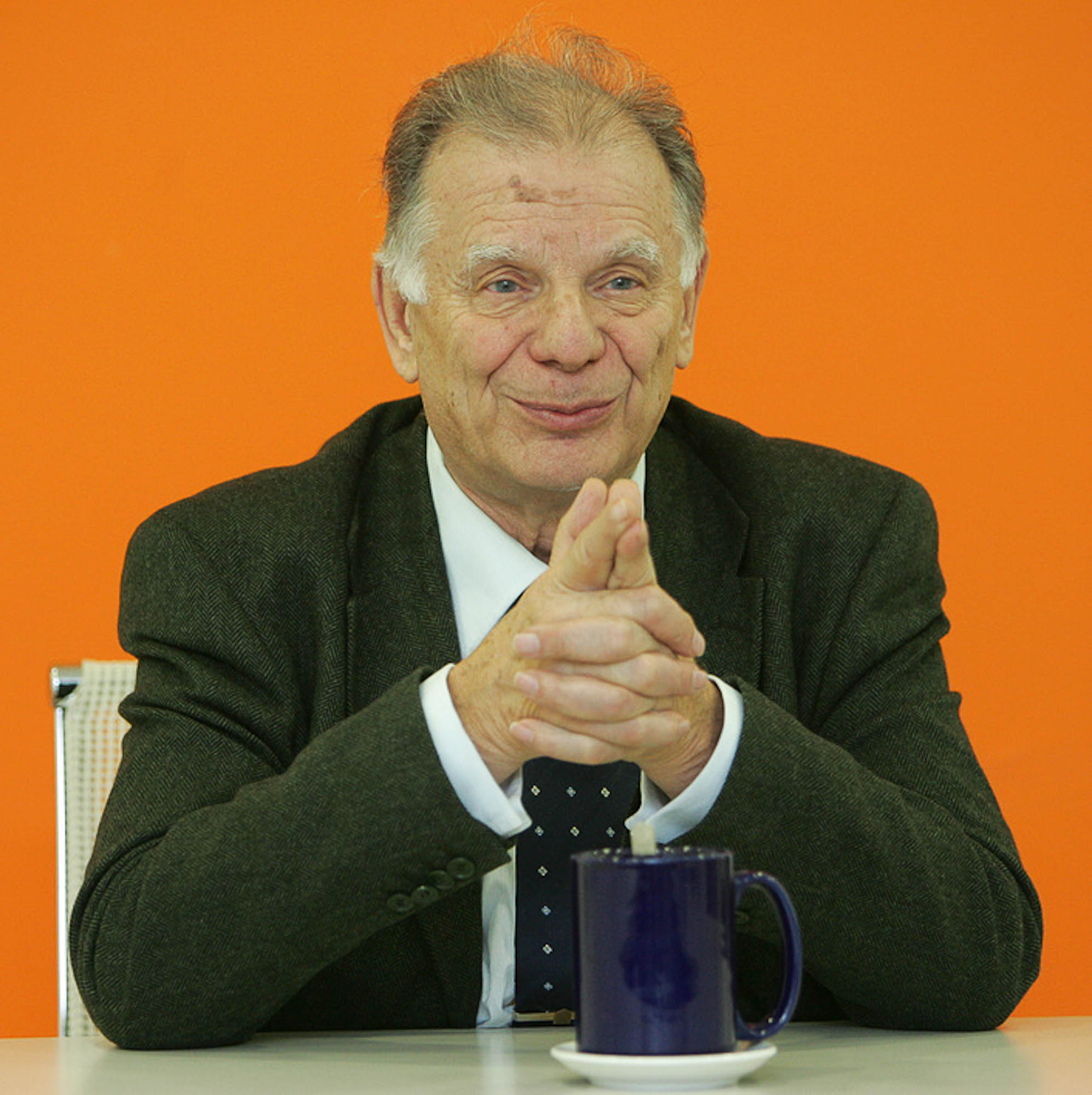 Russian Physicist Zhores Alferov
