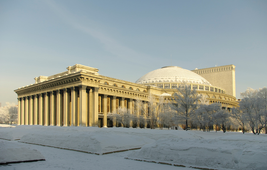 Novosibirsk Opera and Ballet Theatre (Russia)