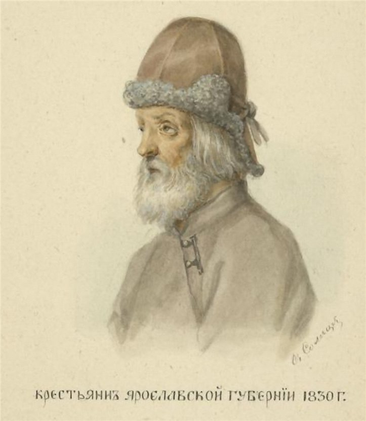 Russian Fur Hat Malakhai