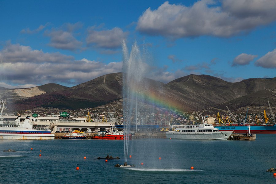 Port of Novorossiysk