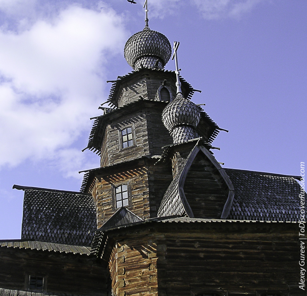 Suzdal Wooden Church