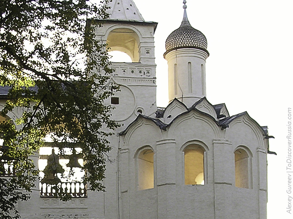 The Spaso-Evfimiev Monastery in Suzdal