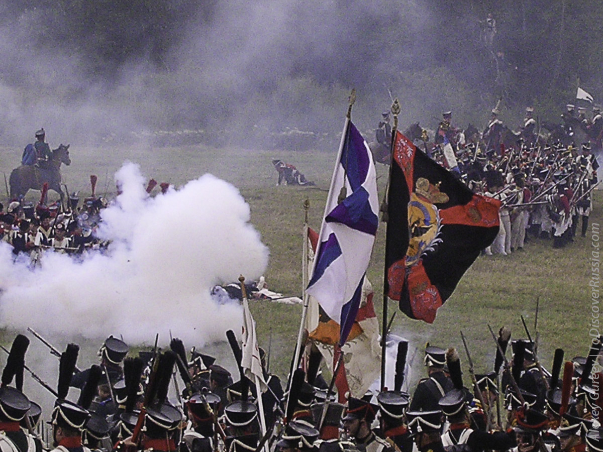 Borodino – the Bloodiest Battle of Those Days | To Discover Russia