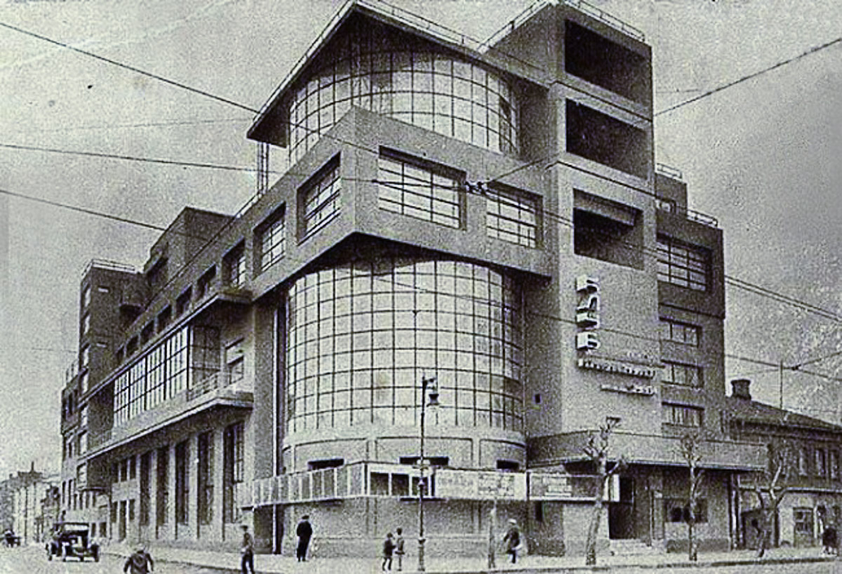 House of Culture named Zuev
