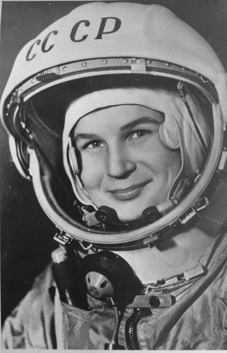 Valentina Tereshkova-The first woman in space