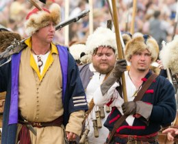 Who are the Cossacks?