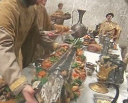 Cranes in Saffron, Roasted Swans and Other Dishes of the Russian Royal Table