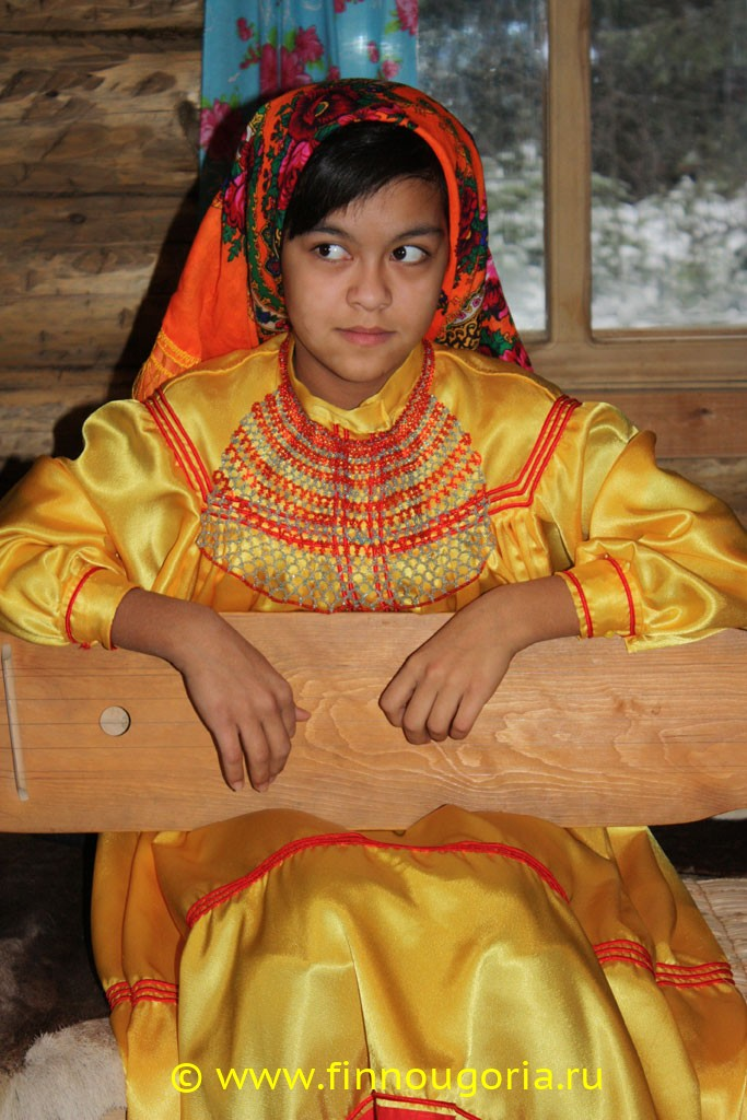 Northern Peoples of Russia Munsi