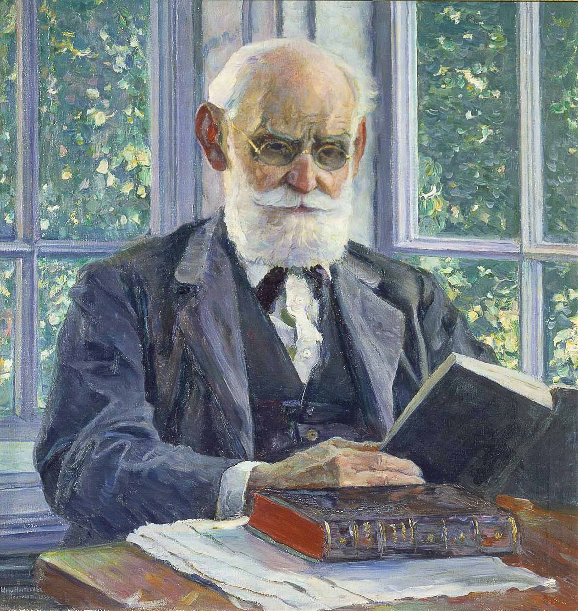 Russian Scientist Ivan Pavlov The Steward Of Physiology To Discover Russia