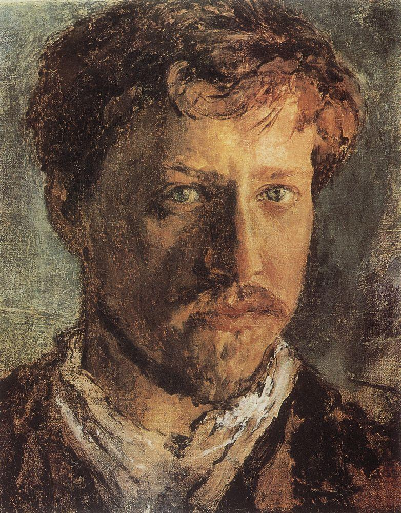 Valentin Serov Self-Portrait