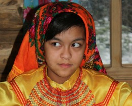 Northern Peoples of Russia, Mansi, are Faithful to Traditions
