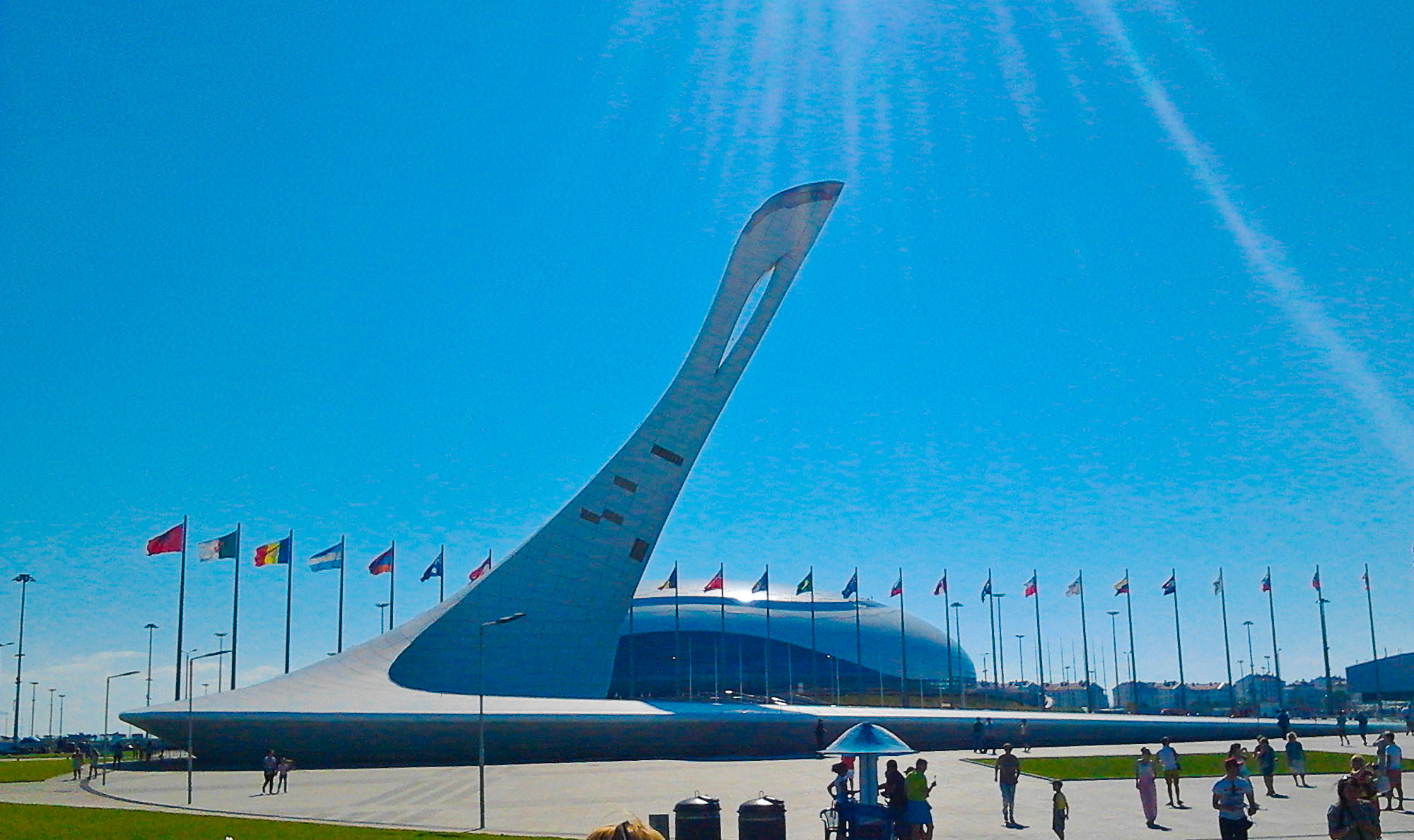 22nd Winter Olympic Games (Sochi)