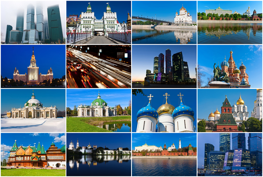 Russian cities