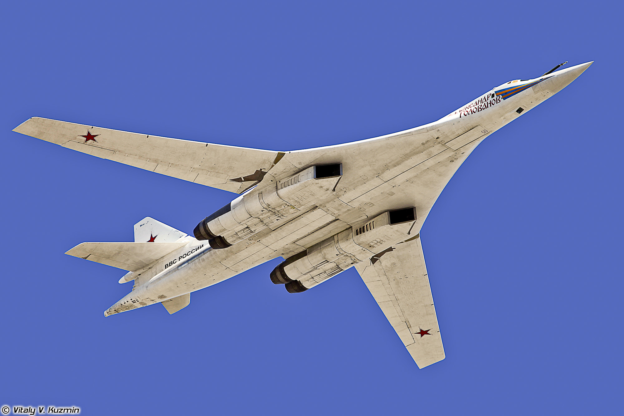 Tupolev Tu-160 White Swan Blackjack