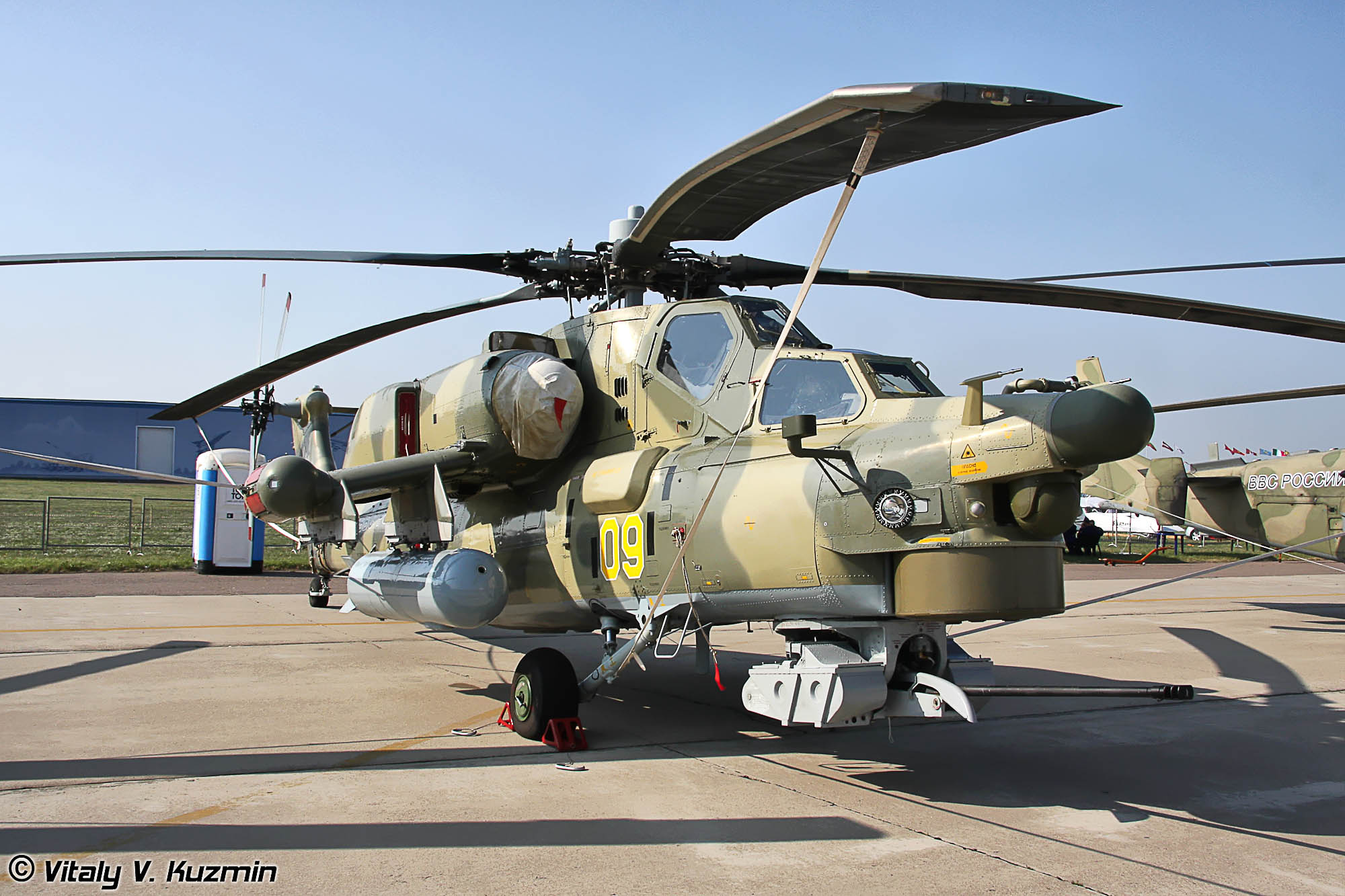 "Mi-28N ""Night Hunter"""