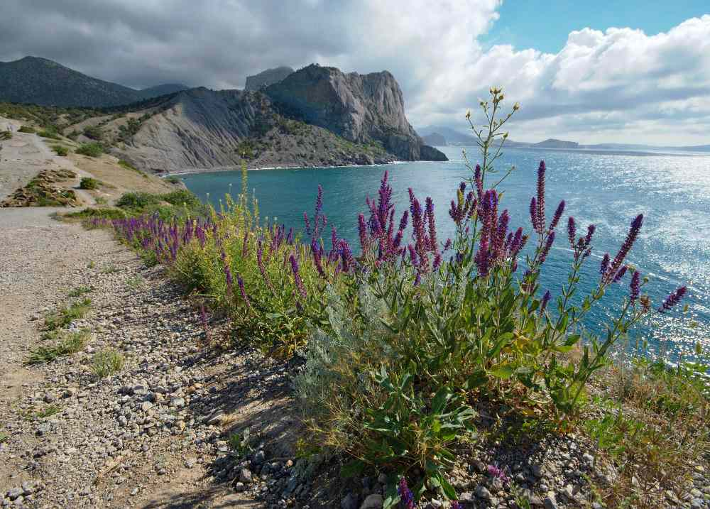 16 The outskirts of Sudak