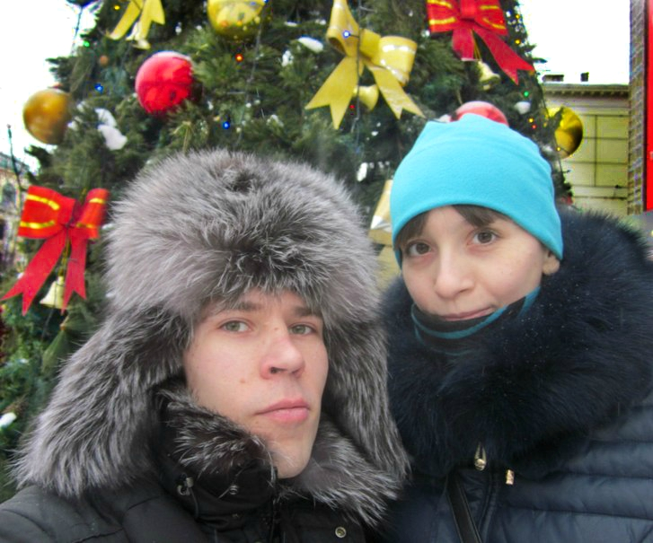 Stepan and Anastasia