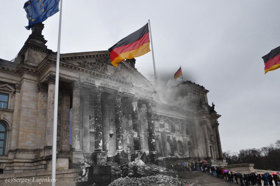 Battle for the Reichstag. Berlin 1945-2010