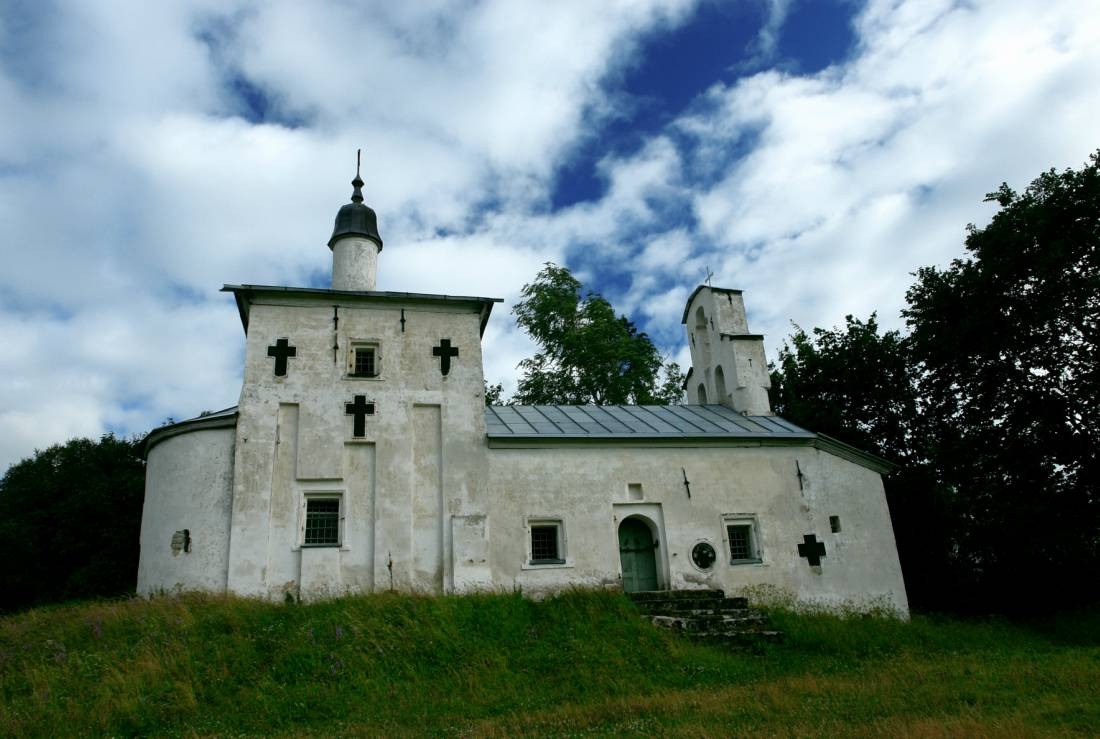 The Church of St. Nicholas the Wonderworker