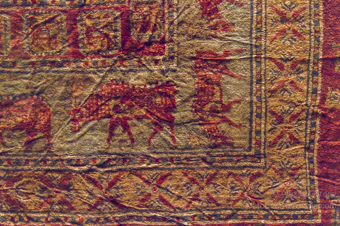Pazyryk carpet-2